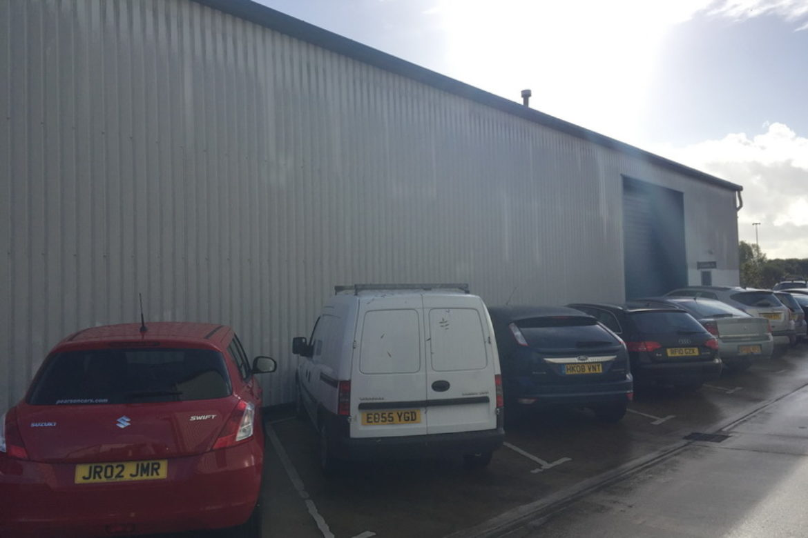 Warehouse Wall Cleaning Southampton Hampshire UK (5)